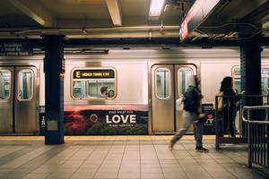 A subway car prepares to leave the station in this photo. Transit and other DOT-related workers need special training related to substance abuse. Learn about these issues while gaining CE credits in our courses.